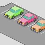 parada o estacionamiento