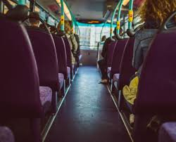 usuarios del transporte de viajeros