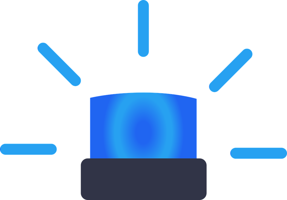 señal luminosa
